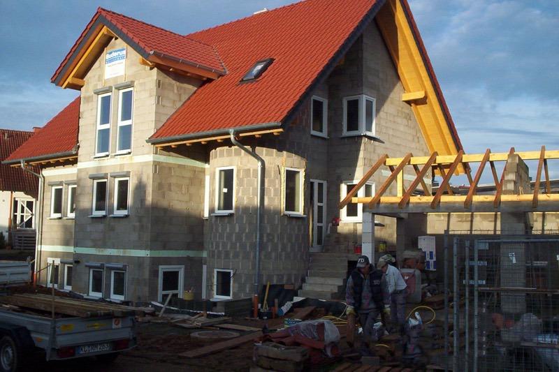 Neubauten von Bauunternehmung Messemer