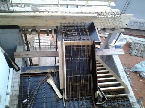 Umbau einer Villa & Anbau eines Treppenhauses – Landstuhl